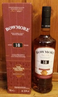 Bowmore 18 Jahre The Vintners Trilogy Manzanilla Cask 52.5% vol.