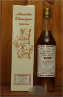 Alambic Classique - Littlemilll 1990 24J 54.2%